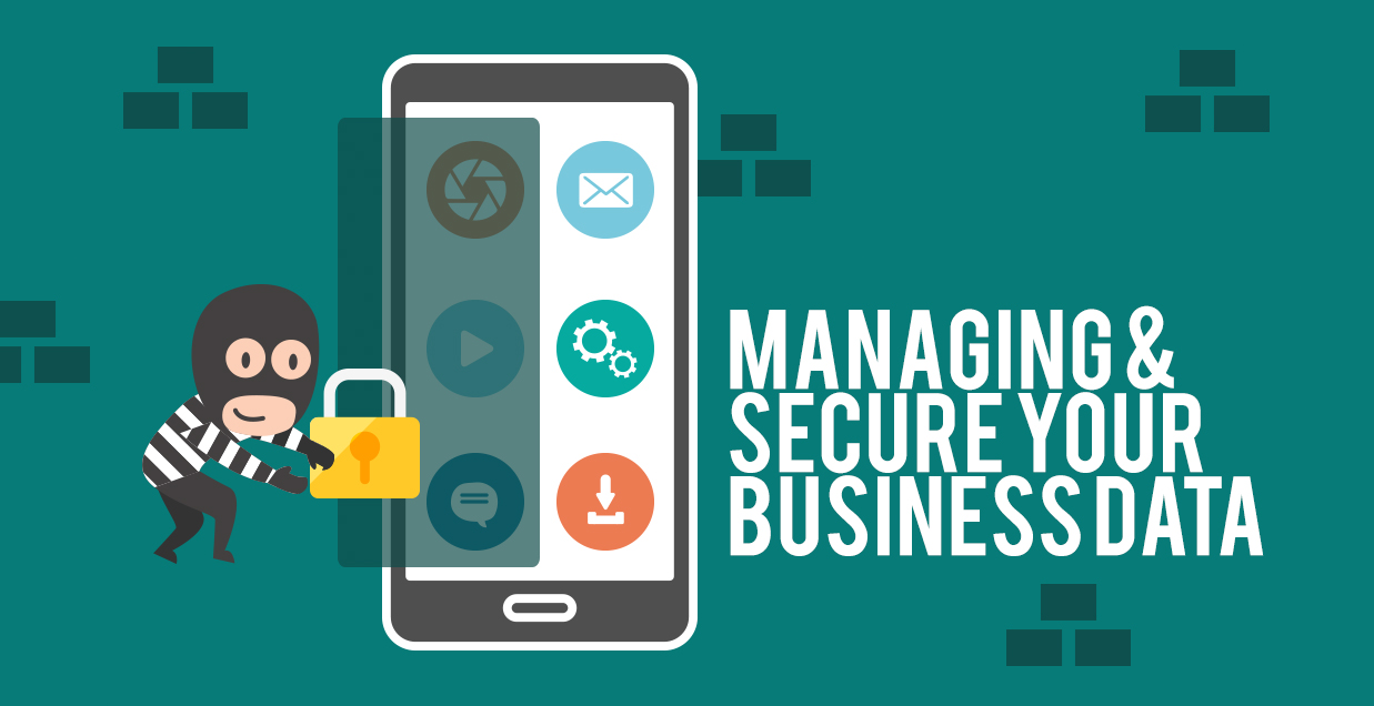 Managing & Secure Your Business Data Using DLP Solution